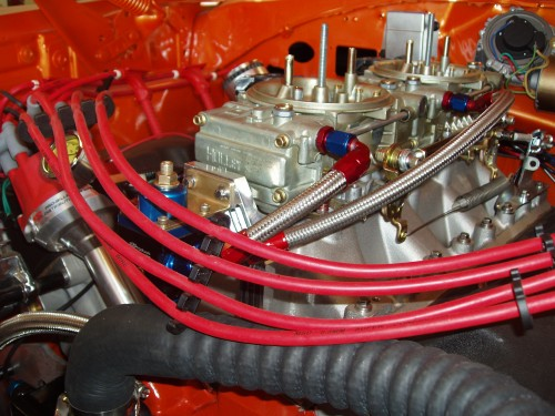 Hemi built for Submission Engines Customer